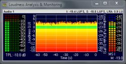 FM Radio Loudness Monitoring